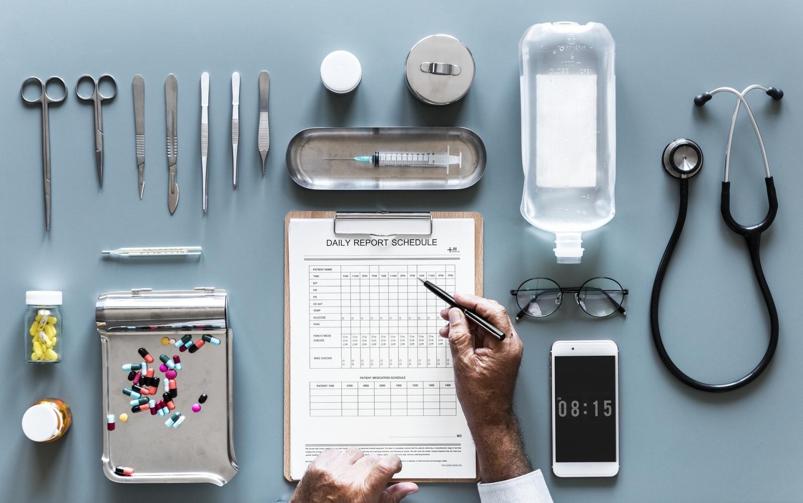 Die Bedeutung von Daten für die Pharmazeutische Industrie und für klinische Studien