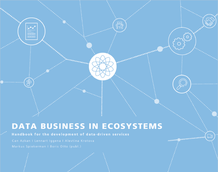 DEMAND: Data Business in Ecosystems - Handbook for the development of data-driven services